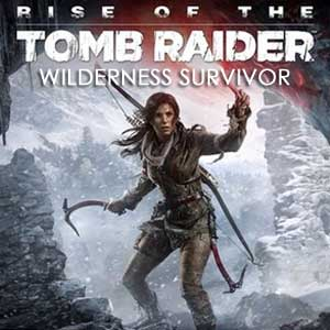 Acheter Rise of the Tomb Raider Wilderness Survivor Clé Cd Comparateur Prix