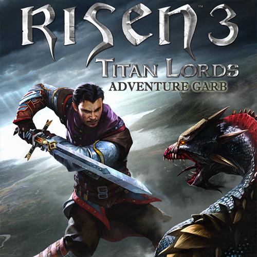 Acheter Risen 3 Titan Lords Adventure Garb Clé Cd Comparateur Prix