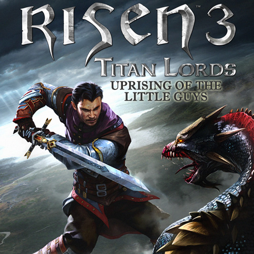 Acheter Risen 3 Titan Lords Uprising of the Little Guys Clé Cd Comparateur Prix
