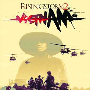 Rising Storm 2 Vietnam Personalized Touch Cosmetic