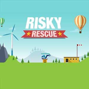Acheter Risky Rescue Clé Cd Comparateur Prix