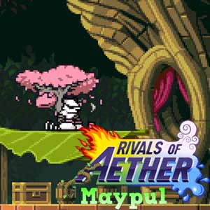 Rivals of Aether Panda Maypul