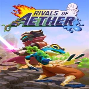 Rivals of Aether Ranno and Clairen