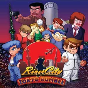 Acheter River City Tokyo Rumble 3DS Download Code Comparateur Prix