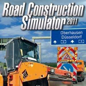 Acheter Road Construction Simulator 2011 Clé Cd Comparateur Prix