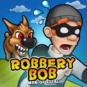 Acheter Robbery Bob Man of Steal Clé Cd Comparateur Prix