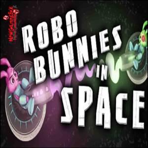 RoboBunnies In Space