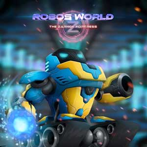 Acheter Robos World The Zarnok Fortress Clé Cd Comparateur Prix