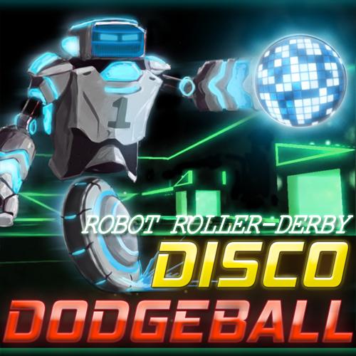 Acheter Robot Roller-Derby Disco Dodgeball Cle Cd Comparateur Prix