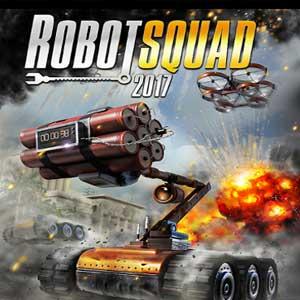 Acheter Robot Squad Simulator 2017 Clé Cd Comparateur Prix