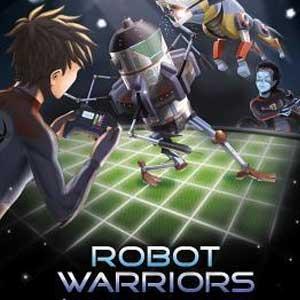 Acheter Robot Warriors Clé CD Comparateur Prix