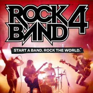 Telecharger Rock Band 4 PS4 code Comparateur Prix
