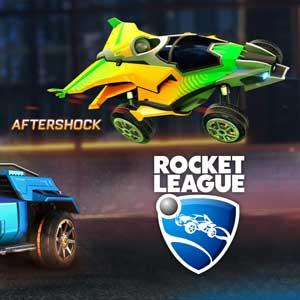Rocket League Aftershock