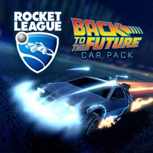 Acheter Rocket League Back to the Future Car Pack Clé Cd Comparateur Prix