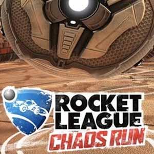 Rocket League Chaos Run Pack