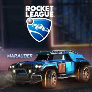 Acheter Rocket League Marauder Clé Cd Comparateur Prix