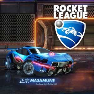 Acheter Rocket League Masamune Clé Cd Comparateur Prix