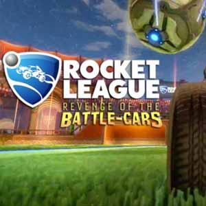 Rocket League Revenge of the Battle Cars DLC Pack
