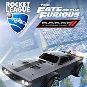 Rocket League The Fate of the Furious Ice Charger