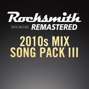 Rocksmith 2014 2010s Mix Song Pack 3