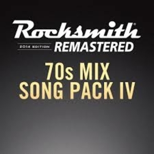 Rocksmith 2014 70s Mix Song Pack 4