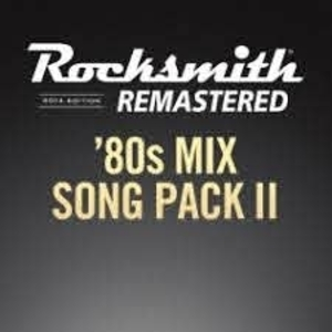 Rocksmith 2014 80s Mix Song Pack 2