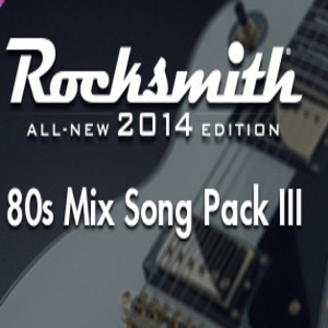 Acheter Rocksmith 2014 80s Mix Song Pack 3 Clé CD Comparateur Prix