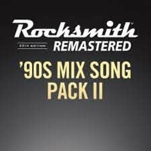 Rocksmith 2014 90s Mix Song Pack 2