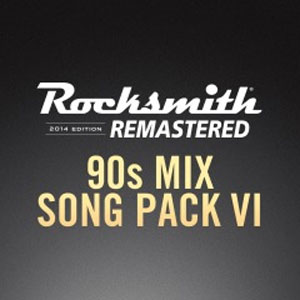 Rocksmith 2014 90s Mix Song Pack 6