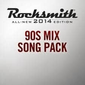 Rocksmith 2014 90s Mix Song Pack