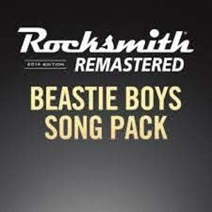 Rocksmith 2014 Beastie Boys Song Pack