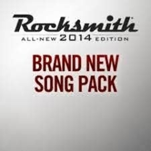 Rocksmith 2014 Brand New Song Pack