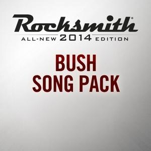 Rocksmith 2014 Bush Song Pack