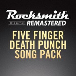 Rocksmith 2014 Five Finger Death Punch Song Pack
