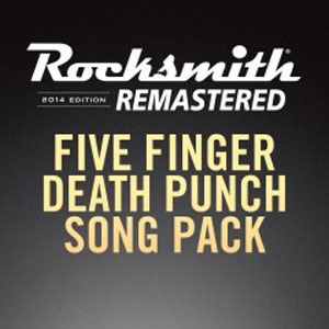 Rocksmith 2014 Five Finger Death Punch Song Pack