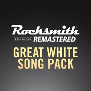 Rocksmith 2014 Great White Song Pack