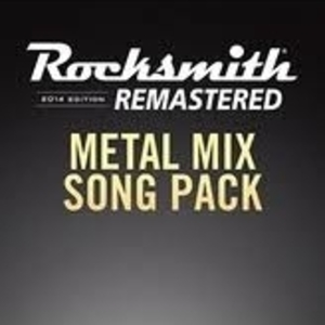 Rocksmith 2014 Metal Mix Song Pack