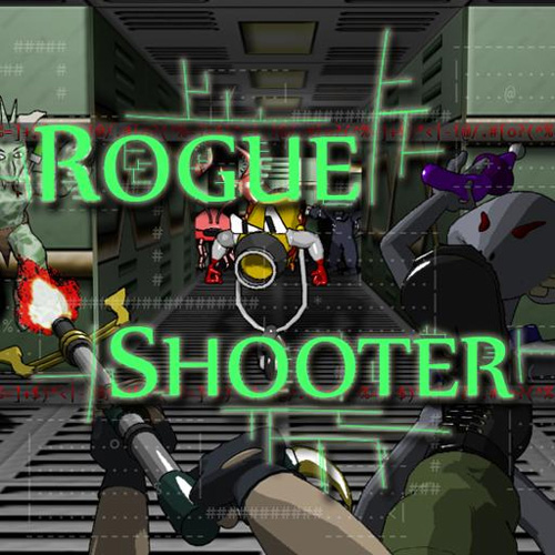 Rogue Shooter The FPS Roguelike