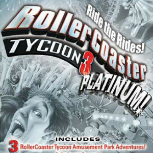 Acheter RollerCoaster Tycoon 3 Platinum Clé Cd Comparateur Prix