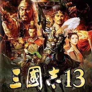 Telecharger Romance of the Three Kingdoms 13 PS4 code Comparateur Prix