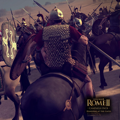 Rome 2 Hannibal at the Gates