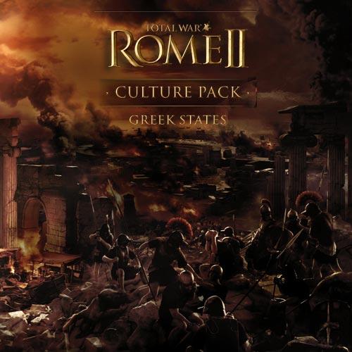 Acheter ROME 2 Greek States Culture Pack clé CD Comparateur Prix