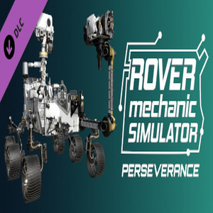 Rover Mechanic Simulator Perseverance Rover