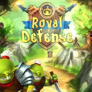 Acheter Royal Defense 2 Clé Cd Comparateur Prix