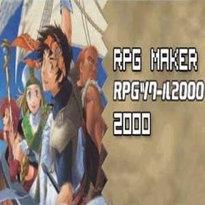 Acheter RPG Maker 2000 Clé Cd Comparateur Prix