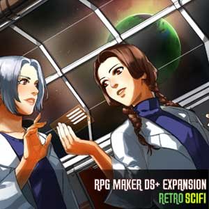 RPG Maker DS Plus Expansion Retro SciFi Pack