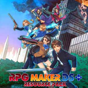 Acheter RPG Maker DS Plus Resource Pack Clé Cd Comparateur Prix