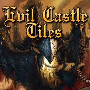RPG Maker Evil Castle Tiles Pack