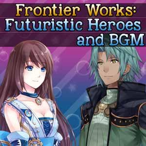 Acheter RPG Maker Frontier Works Futuristic Heroes and BGM Clé Cd Comparateur Prix
