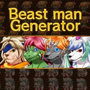 RPG Maker MV Beast man Generator